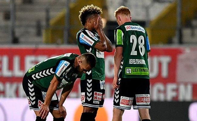 Erste Liga Finanzvorstand Roland Daxl Würde Mir Sv