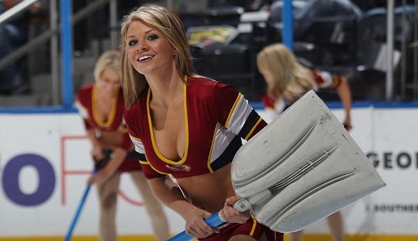 Die Ice Girls Der NHL Seite 1 Sport US Sport NHL