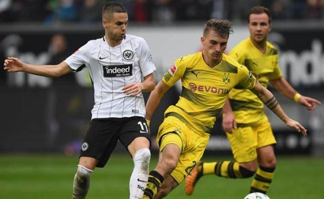 Bvb Gegen Eintracht Frankfurt Schiedsrichter Wer Pfeift
