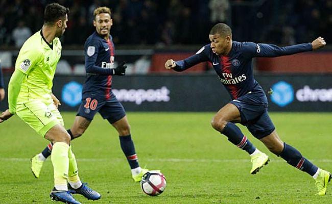 Ligue 1 As Monaco Gegen Psg Heute Live Im Liveticker Und