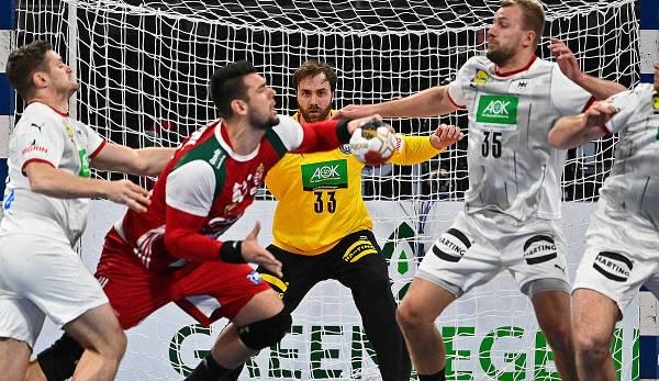 handball wm deutschland vs ungarn im