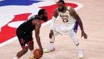 Comment faire :  Houston Rockets c.  Los Angeles Lakers avec LeBron James en direct