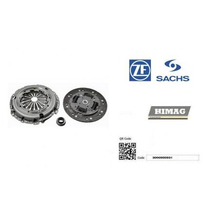 Sachs Kit Frizione Citroen Berlingo C3 C4 DS3 DS4 Jumpy 1