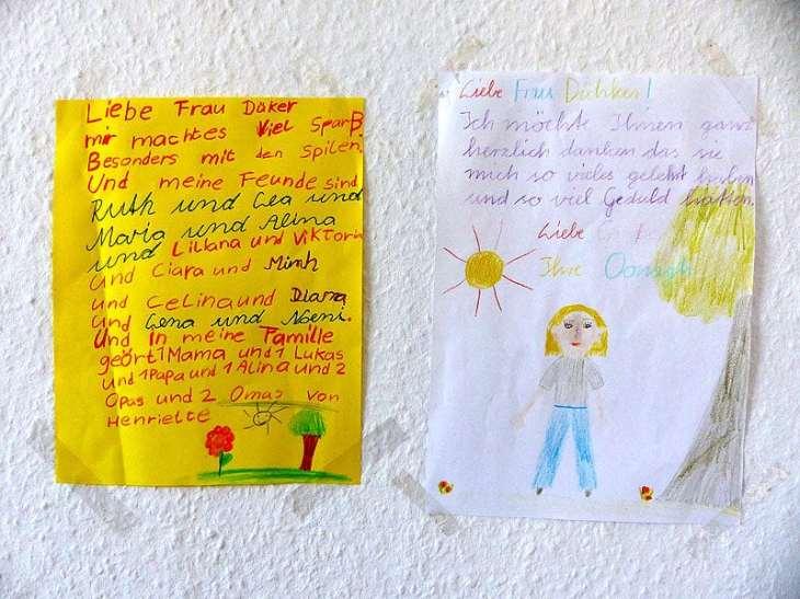 Wenn Kinder Danke sagen