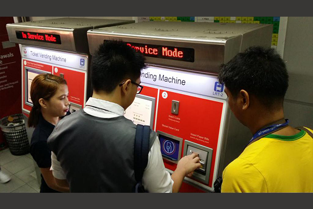 PHL DOTC tests 'beep card' ticketing system in preparation for full implementation