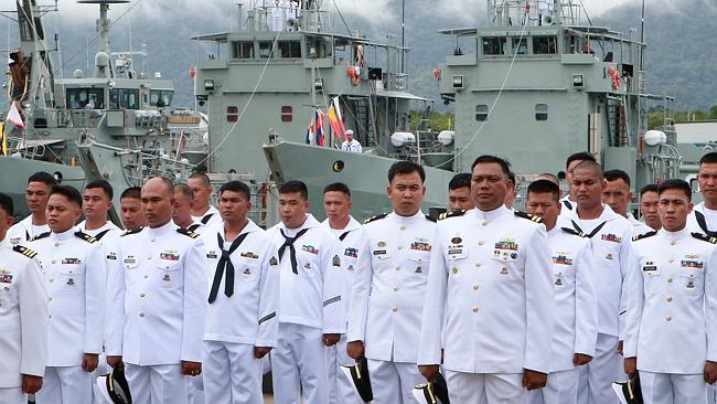 BRP Ivatan and BRP Batak now ready for action, sailing to PHL