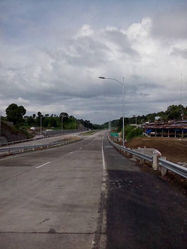 Muntinlupa-Cavite Expressway now open