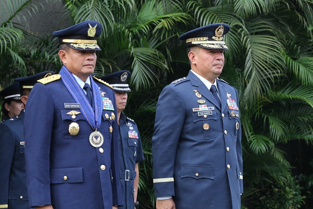 Indonesia Air Force chief in PH to boost ties