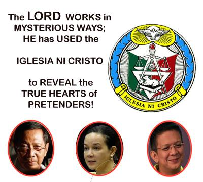 What good have the inconvenience Iglesia ni Cristo rally made?