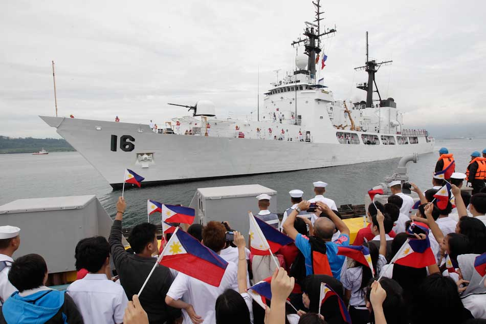 PHL Navy interested to acquire third Hamilton-class cutter