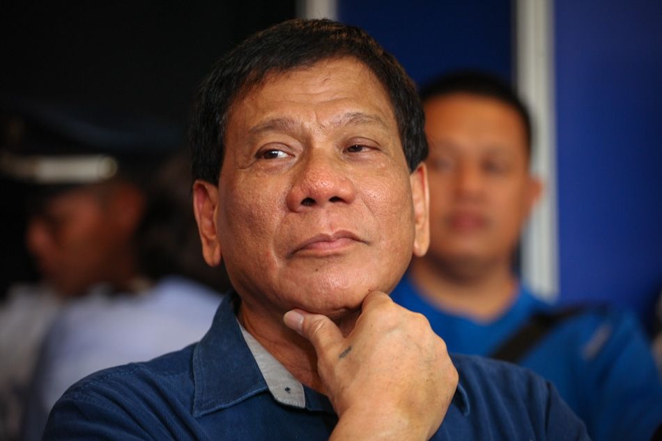 IT'S NOT WORKING – Duterte surges ahead in poll surveys in spite of rape remarks