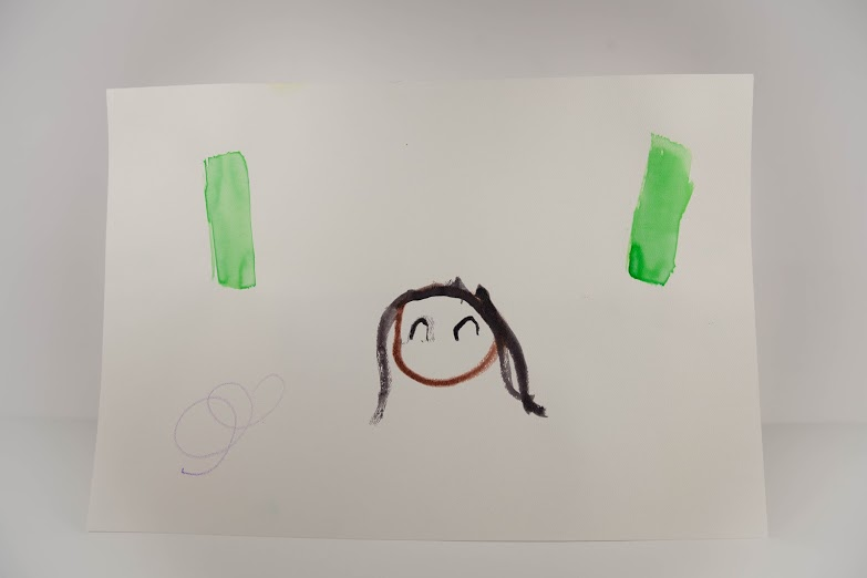 Keyomi, Age 8