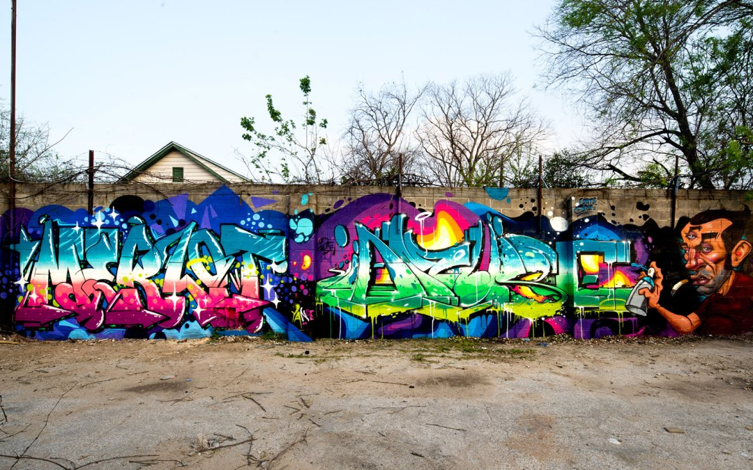 SXSW 2016 :: Impossible Walls Project