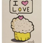 "Truth ""I Love Love"" Print"