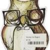 """Owl"" Magnet"