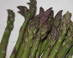 Szparagi zielone - proste przepisy na szparagi.