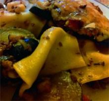 Lasagna z warzywami