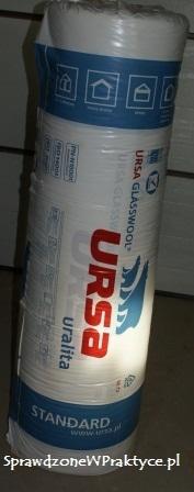 Wełna szklana URSA Standard