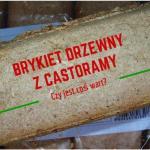 Brykiet Kominkowy z Castoramy – Czy Jest Coś Wart?