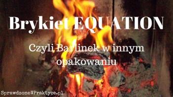 Brykiet drzewny RUF – EQUATION