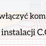 Jaki kominek wybrać? Jak połączyć kominek z instalacją C.O?