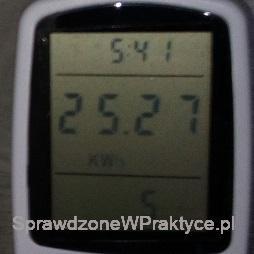 Licznik energii - pompa ciepła do CWU