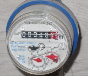 licznik zużycie ciepłej wody 28.12.2020