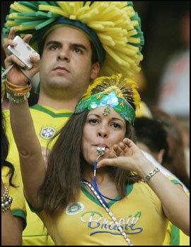 Tifosa Brasile