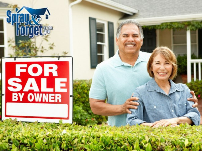 Selling Your Home? Let Spray & Forget Help You Achieve Your Ultimate Curb Appeal