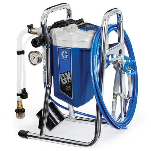 Graco Gx21 Electric Airless Sprayer