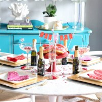 DIY: Galentines Brunch Ideas