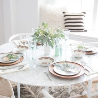 How to Set an Effortless Fall Table