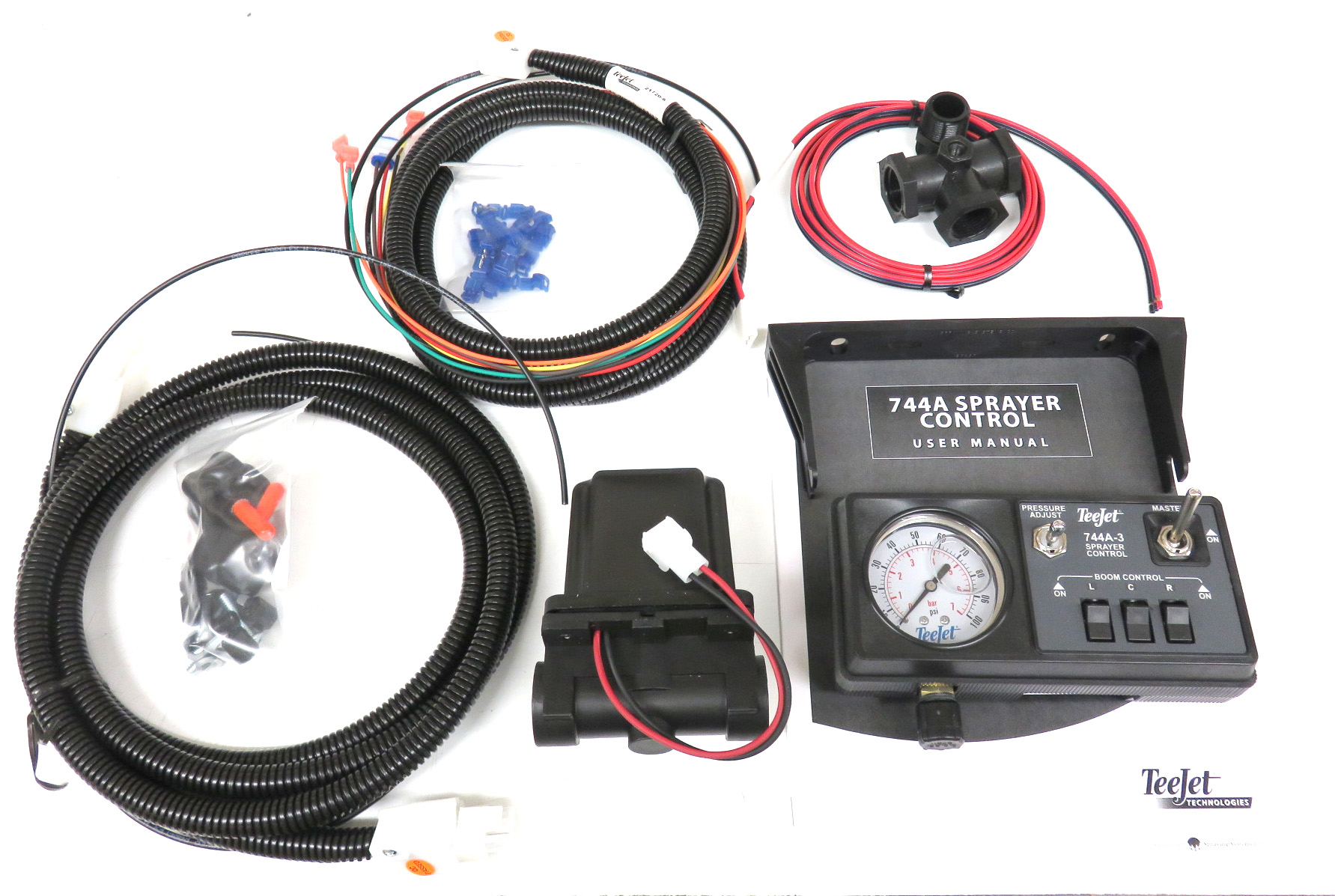 hight resolution of 90 50161 744a control kit with 3 4 regulating valve90 50161 744a kit w 100 psi gauge solenoid harness 3 4 244c butterfly regulator no valves st