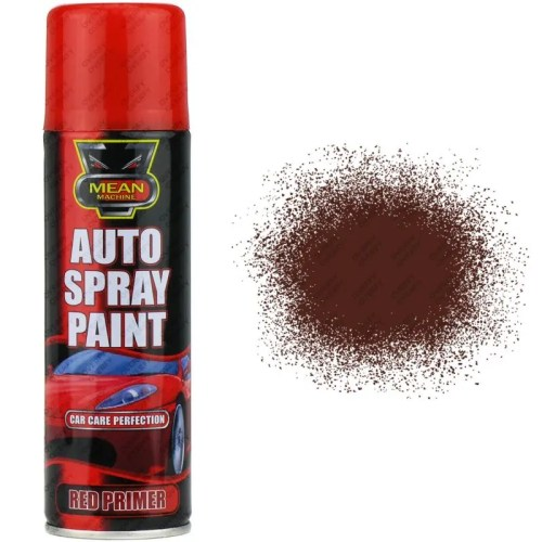 Red Primer Spray Paint 250ml