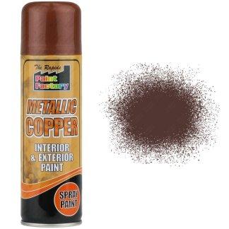Metallic Copper Spray Paint 200ml