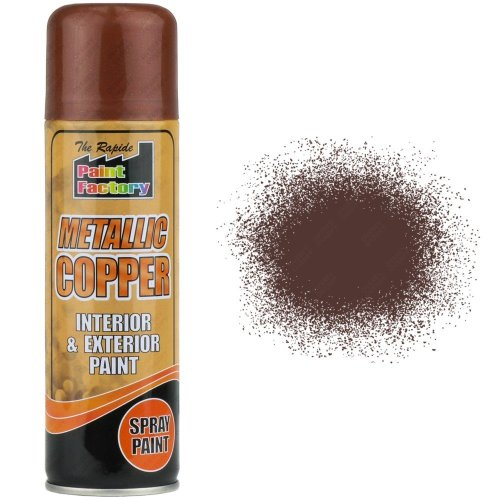 Metallic Copper Spray Paint 200ml