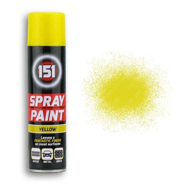 151-yellow-spray-paint-250ml