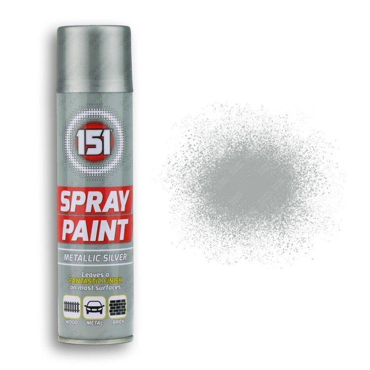 250ml-151-Metallic-Silver-Spray-Paint