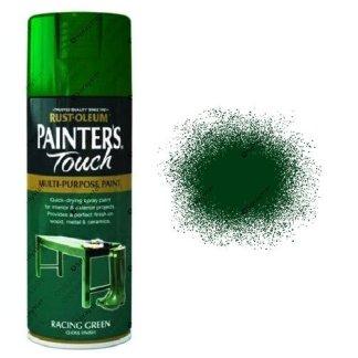 Rust-Oleum-Painter's-Touch-Racing-Green-Spray-Paint-Gloss-400ml-