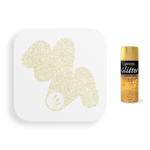 Rust-Oleum-Sparkling-Gold-Glitter-Spray-Paint-400ml
