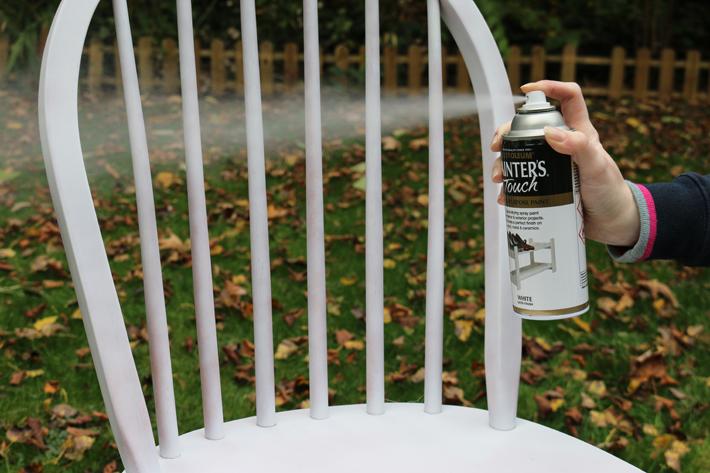 White Satin Spray Paint Sprayster 2