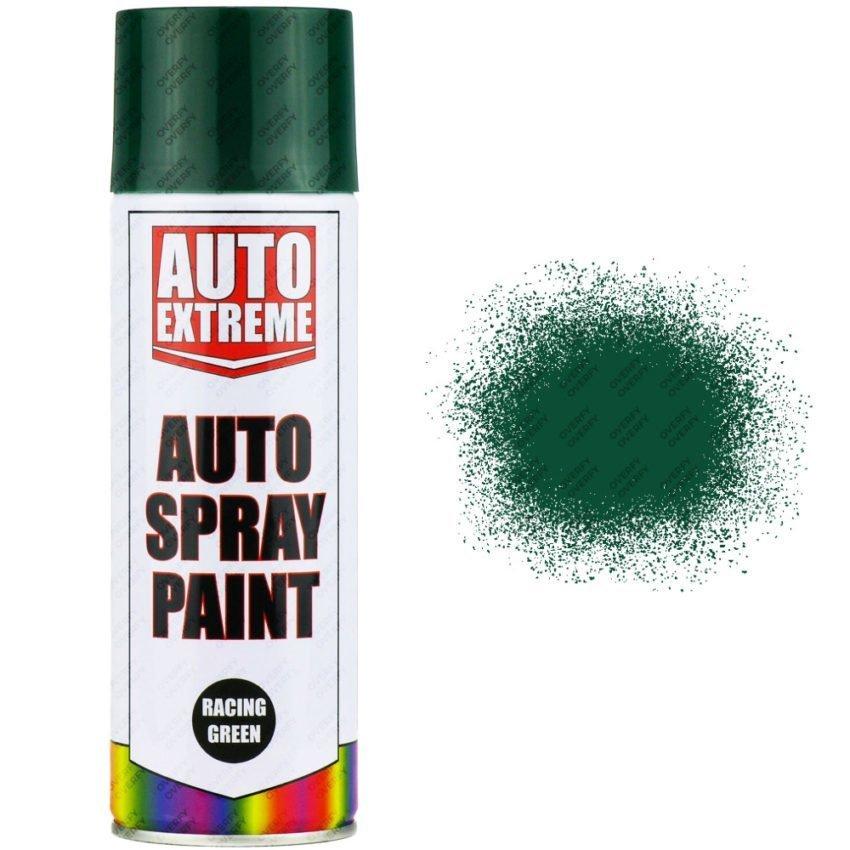 Racing Green Gloss Spray Paint 400ml Sprayster