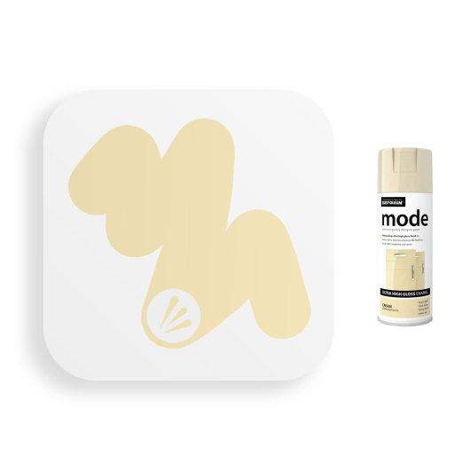 Rust-Oleum-Cream-Ultra-High-Gloss-Spray-Paint-400ml-Mode