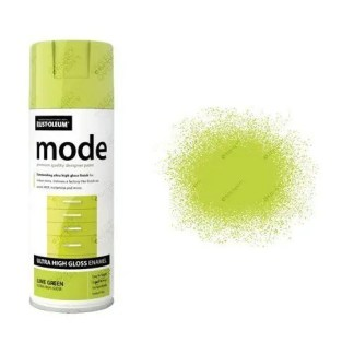 Rust-Oleum Mode Lime Green Gloss Ultra High 400ml