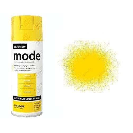 Rust-Oleum Mode Yellow Sunflower Gloss Ultra High 400ml