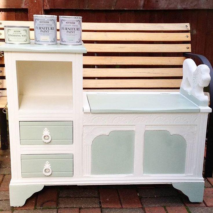 Rustoleum Furniture Paint Shortbread
