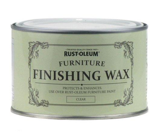 Clear Furniture Finishing Wax Sprayster