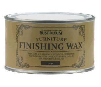 Dark Furniture Finishing Wax Sprayster