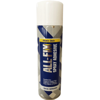 All-Fix-500ml-Carpet-Contact-Adhesive-Glue-Spray-Heavy-Duty-DIY-Art-Crafts-391837486619