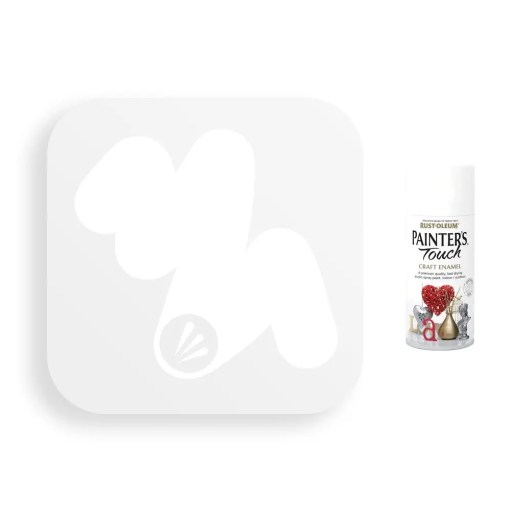 Rust-Oleum-White-Gloss-Spray-Paint-Painter_s-Touch-Craft-Enamel-150ml